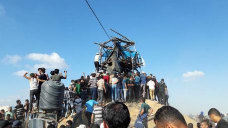 3 شهداء بقصف مدفعي يستهدف مواقع للمقاومة شرق قطاع غزة