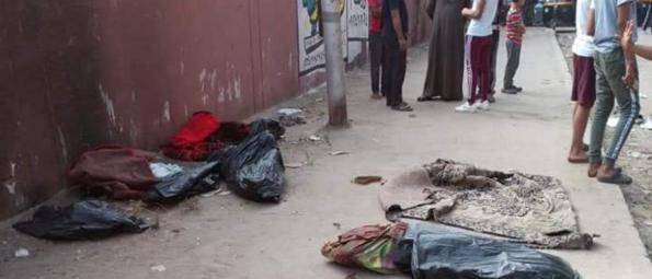 فاجعة في مصر.. العثور على 3 أطفال مذبوحين بأكياس سوداء