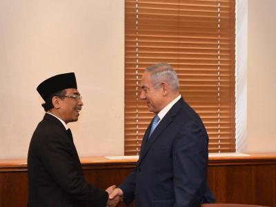 إندونيسيا.. هل تسير أكبر بلد إسلامي في طريق التطبيع مع إسرائيل؟