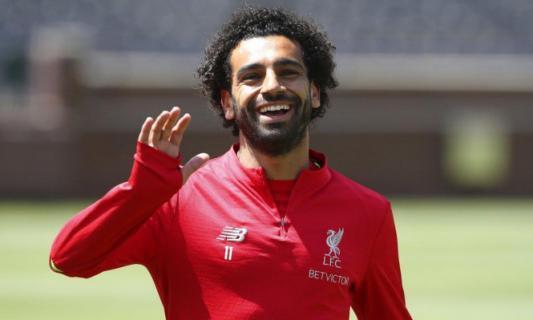 محمد صلاح: سأواصل العمل بنفس الطريقة مع ليفربول