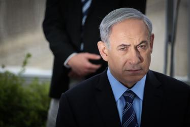لأول مرة منذ بدء الحرائق نتنياهو في غلاف غزة.. ماذا قال؟
