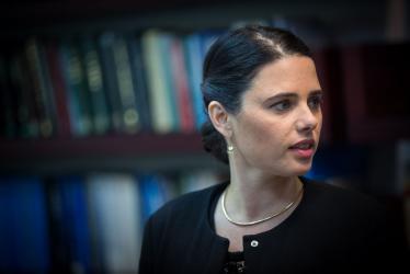 شاكيد: يجب استغلال فرصة الضغط على غزة لإعادة المفقودين