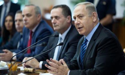 الغاء اجتماع الكابينت اليوم بسبب خلافات حول التصعيد مع غزة وسوريا