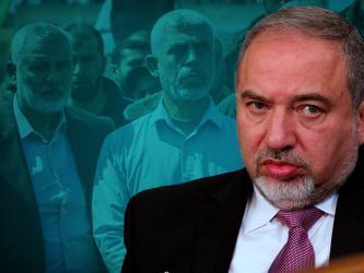 ليبرمان يوجه رسالة هامة لحركة حماس في غزة