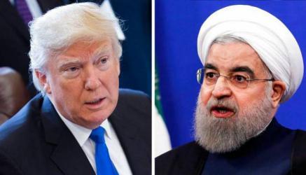 روحاني يحذر دونالد ترامب!