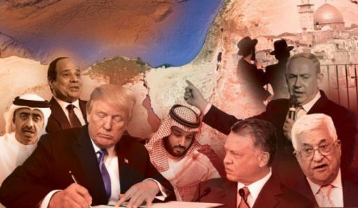 """بعد انسداد طريق """"صفقة القرن"""".. أمريكا تستبدلها بمشروع إنساني لغزة"""