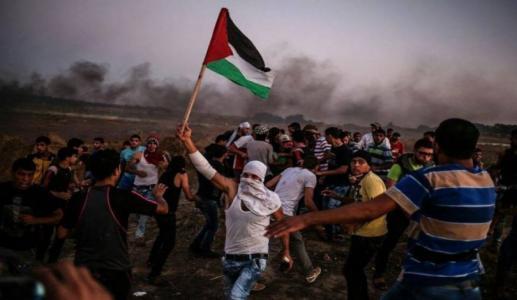"""غزة تستعد لـ """"جمعة الوفاء للخان الأحمر"""""""