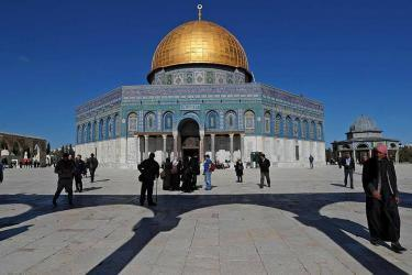الأقصى في خطر.. هل اقترب الزلزال المدمر من فلسطين؟
