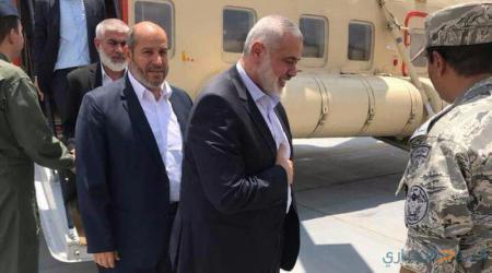 وفد حماس يغادر غزة متجهاً إلى القاهرة لبحث المصالحة