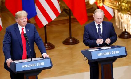 ترامب يتوق للقاء ثانٍ مع بوتين.. وواشنطن تستضيف القمة الثانية