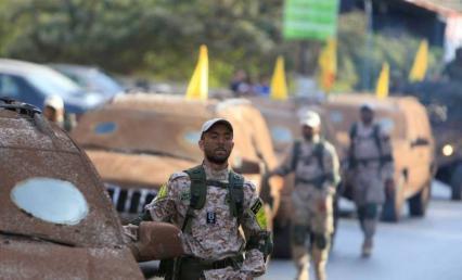 """من هو """"حزب الله"""" السوري الذي تتحدث عنه إسرائيل؟"""