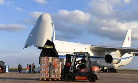 مساعدات فرنسية إلى الغوطة الشرقية.. بموافقة روسية!