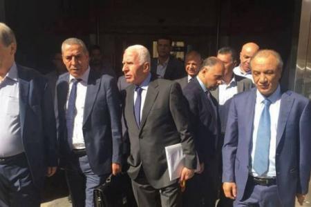 وفد من فتح إلى القاهرة غدًا للقاء اللواء عباس كامل