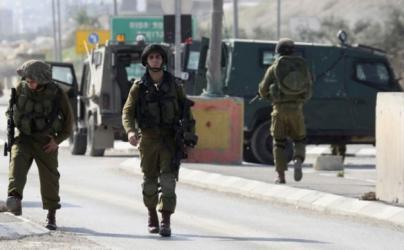 الاحتلال يزعم إطلاق نار تجاه قوة إسرائيلية قرب رام الله