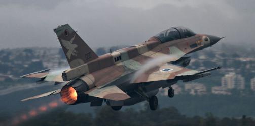 """جيش الاحتلال يعلن بدء عملية جوية """"واسعة النطاق"""" بقطاع غزة"""