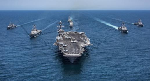 جنرال إيراني: أي مواجهة في مضيق هرمز قد تتحول لحرب عالمية ثالثة