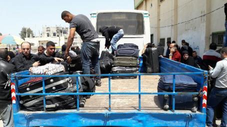 ما هي أسباب هجرة الشباب من غزة للخارج؟