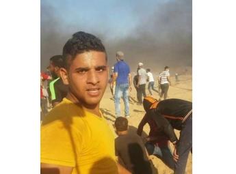 غزة.. استشهاد الفتى محمد شراب متأثراً بإصابته
