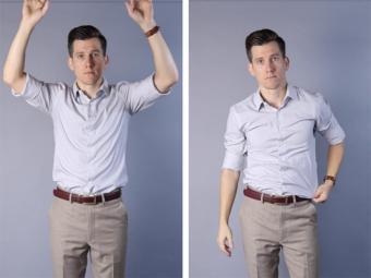 كيف تدخل قميصك داخل سروالك بشكل صحيح؟ المشكلة واحدة والحلول عديدة