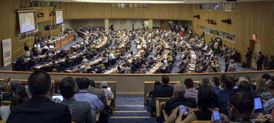 معارضة أمريكية إسرائيلية لإعلان وزاري حول التنمية