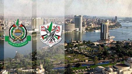 المخابرات المصرية وجهت إنذارين لوفدي حماس وفتح.. ما هما؟