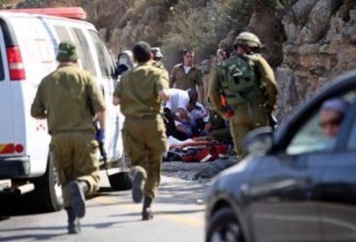 اصابة شاب خلال حملة اعتقالات في الضفة المحتلة