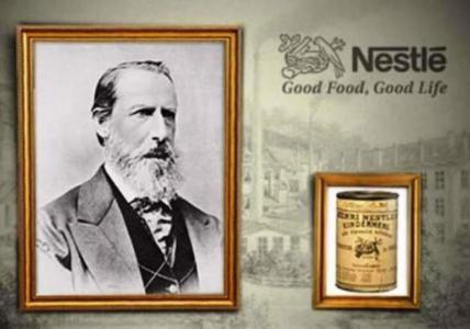 هنري نستلة.. من عامل زجاج إلى صاحب أكبر شركة أغذية بالعالم