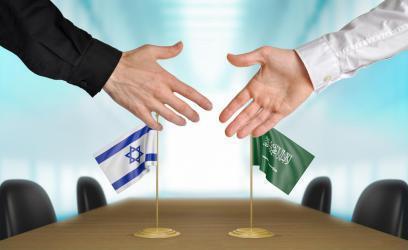 وزير الخارجية السعودي يتحدث عن علاقة بلاده بإسرائيل