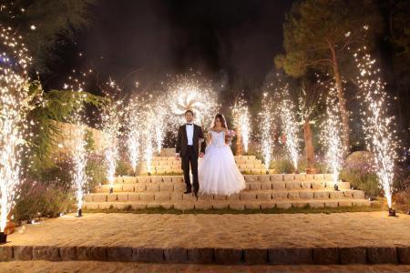 صيحة جديدة تجتاح حفلات الزفاف حول العالم.. تعرف عليها