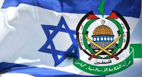 حماس تنقل رسالة للمخابرات المصرية حول مباحثات التهدئة مع إسرائيل