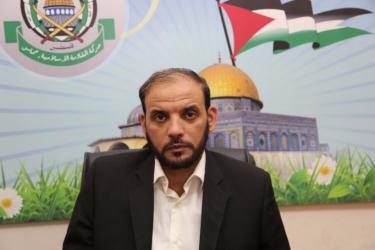 بدران: سلاح الفصائل الفلسطينية ملك للشعب والاحتلال يحسب له ألف حساب