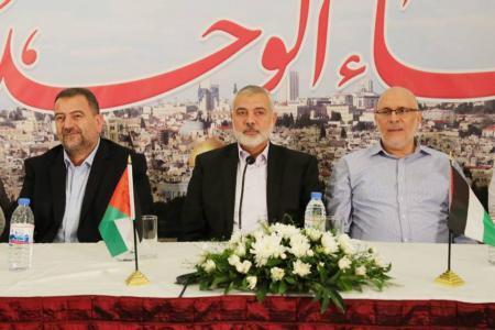 هنية: وفد حماس في غزة سيعود إلى القاهرة وهذا ما سيحمله!