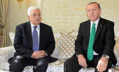 أبومازن يهاتف أردوغان ويؤكد الوقوف بجانب تركيا في الأزمة الراهنة