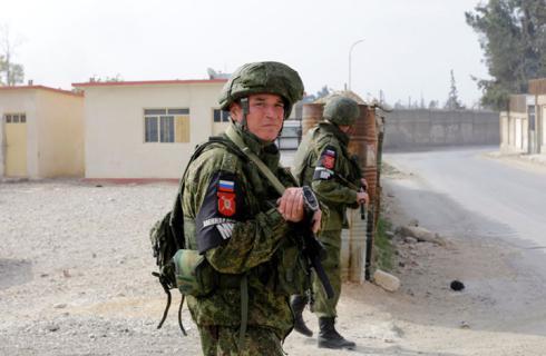 روسيا تقول إنها أمنت وصول البعثة الأممية إلى الجولان المحتل