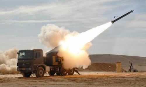 الجيش الإسرائيلي يتسلح بصواريخ جديدة تغطي الشرق الأوسط