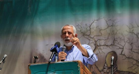 الهندي: التهدئة بغزة لن يقابلها أي ثمن سياسي ومشروطة بالتزام الاحتلال بها