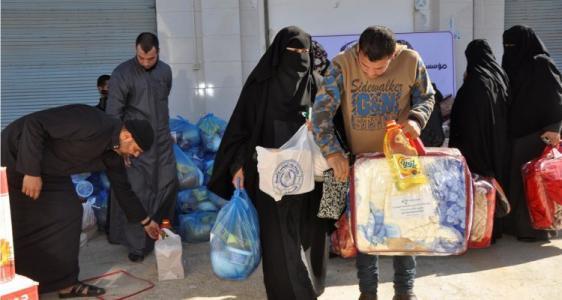 جميعات بغزة تلعن عن فتح باب التسجيل لتقديم المساعدات المالية والغذائية