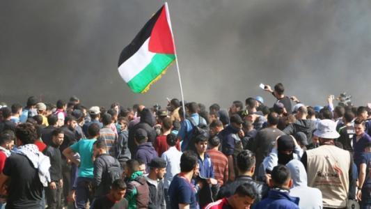 """غزة تستعد للمشاركة بـ""""جمعة الحرية والحياة"""""""