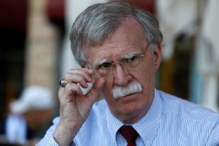 بولتون: أمريكا لا تناقش الاعتراف بسيطرة إسرائيل على الجولان