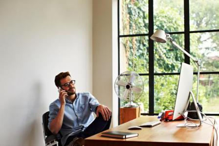 كيف يؤثر العمل في المنزل على صحتك؟