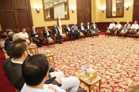 بغياب فتح.. قيادة المخابرات المصرية تجتمع غداً بالفصائل لبحث التهدئة
