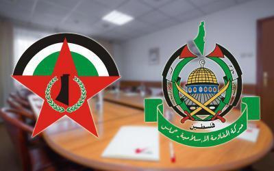 الديمقراطية تكشف نتائج مباحثاتها مع حماس بالقاهرة