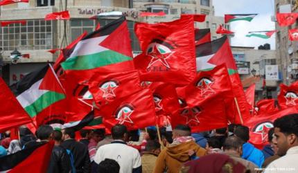 الديمقراطية: من يريد توفير أجواء المصالحة عليه رفع العقوبات عن غزة