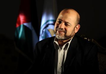 أبو مرزوق: منظمة التحرير يجب ألا تكون طرفًا مشاركًا في صنع التهدئة