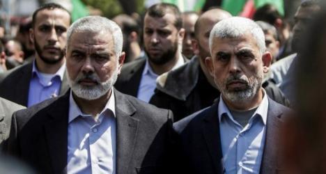 الإعلام العبري: قيادة حماس اختفت في أماكن مجهولة.. ما السبب؟!