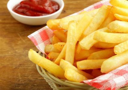 تحذير: البطاطا المقلية تحتوي على مادة مسرطنة!