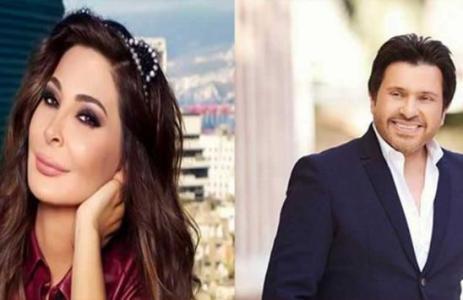 بالفيديو.. شاهد هاني شاكر يبكي بعد إعلان سرطان إليسا