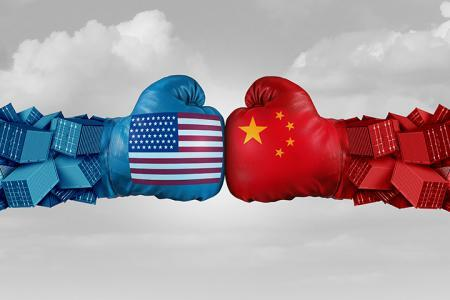 استئناف المحادثات بين أمريكا والصين بشأن التجارة نهاية الشهر الجاري