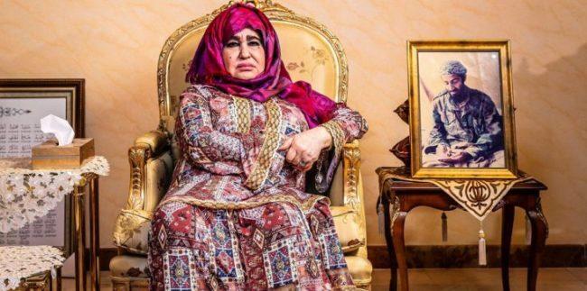 بالصور.. تعرف على علياء غانم والدة أسامة بن لادن زعيم تنظيم القاعدة