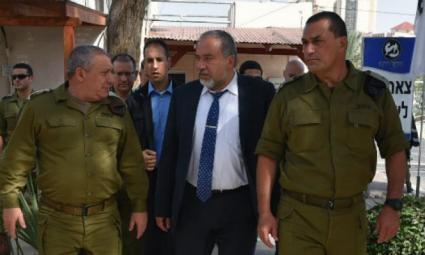 ليبرمان: أحاول إجراء حوار مباشر مع سكان قطاع غزة رغم أنف حماس